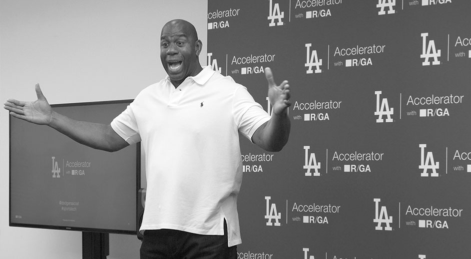 LA Dodgers Accelerator with R/GA