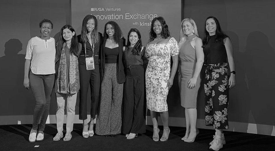 R/GA Innovation Exchange with Kinship